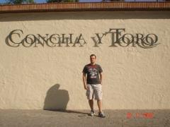 04.Concha y Toro - Fundada em 1883 e entre as 10 marcas de vinho mais famosas do mundo