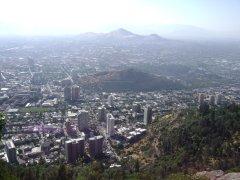 42.Santiago vista de cima