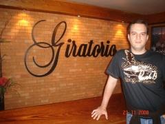 58.Restaurante Giratório - fica no 16º andar do prédio